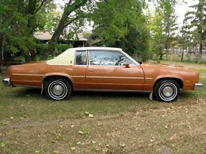 "Rare Find 1977 Oldsmobile Delta Eighty-Eight ""2DOOR"" Coupe"