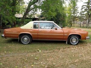 "Rare Find 1977 Oldsmobile Delta Eighty-Eight ""2DOOR"" Coupe"