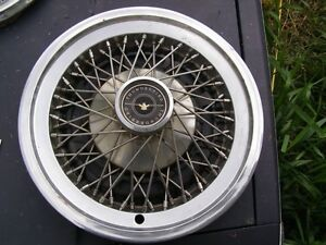"15"" Thunderbird Wheel Cover"