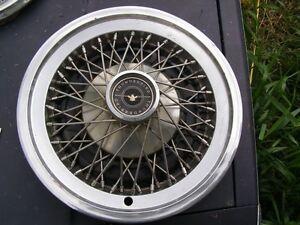 "15"" Thunderbird Wheel Cover"