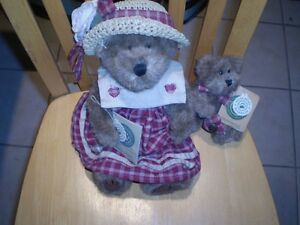 BOYDS BEARS PLUSH