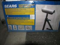 sears adjustable work support