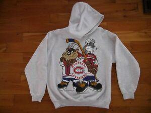 TAZ and BUGS HABS hoodie