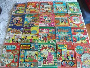 20 Archie Digests