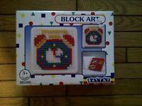 Block Art by Battat