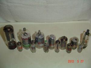 VACUUM TUBES 6JZ8, 12HG7, 6GF7A, 6BZ6, 6CL3, 6EW6, 6GU7 & 6JH6, Windsor Region Ontario image 7