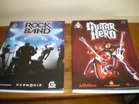 Guitar Hero and Rockband Guitar Tabs