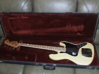 VINTAGE ORIGINAL 1977 Fender Jazz Bass Time Capsule