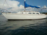 Ranger Offshore Sailboat 33.6 ft.