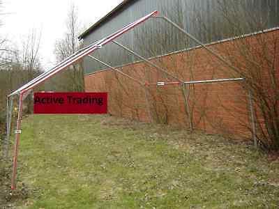 Zelt Partyzelt BW Mannschaftszelt Katastrophenschutz Zeltgestänge