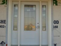 Altantic Window exterior door inserts