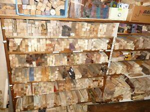 LATHE WOOD SALE ,VASE,100 Dif.PEN BLANKS 754-5553 NANAIMO BC