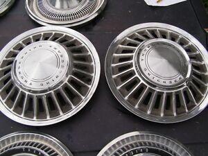 "15"" Thunderbird Wheel Covers"