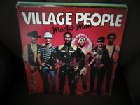 The Village People Macho Man Record LP