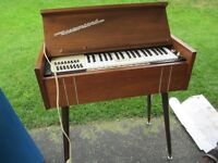 Antique Harmochord organ