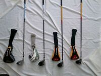 Ladies Taylor Made Golf  Clubs