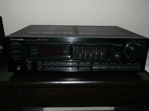 pioneer sx 1300 manual