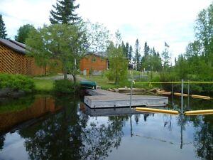 Chalet à louer Lac Barnabé, 4 saisons, long terme, fds,semaine Lac-Saint-Jean Saguenay-Lac-Saint-Jean image 3