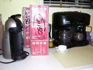 NESPRESSO coffee/espresso maker plus FREE over 50 pods !!!! Fredericton New Brunswick image 1
