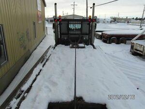"2003 INTERNATIONAL 5600i WINCH TRUCK 313"" AT www.knullent.com Edmonton Edmonton Area image 8"