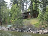 Cottage rental - Lake Front,  Storm Bay Lake of the Woods