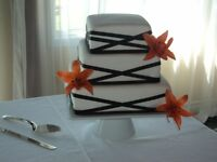 "WEDDING CAKES by ""The Cake Butler""!"