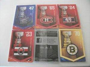 Un-Opened Packs of Molson/Coors Light 2012 Panini Hockey Cards!