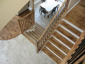 Hardwood and Tile Flooring Specialist