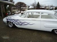 1960 Chevy Custom Lowrider