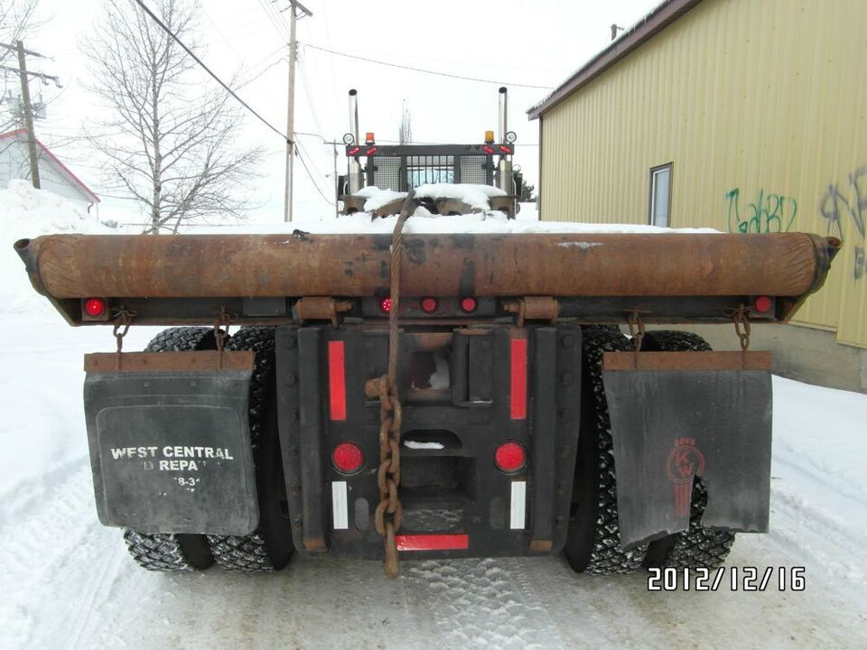 "Kijiji Edmonton Heavy Trucks: 2003 INTERNATIONAL 5600i WINCH TRUCK 313"" AT Www.knullent"