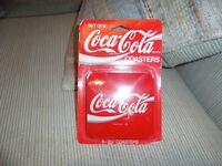 Older Package of Coca Cola Coasters