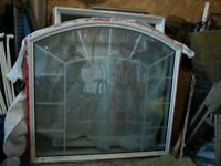"60"" W x 48 1/4"" H Extended Elliptical All Weather Window"