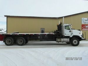 "2003 INTERNATIONAL 5600i WINCH TRUCK 313"" AT www.knullent.com"