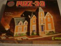 3D Manor House