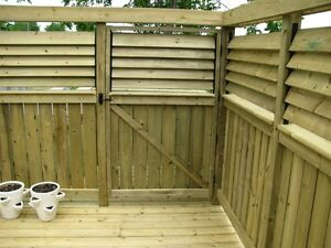 DECKS,  ADDITIONS, RENOVATIONS, & WD. FENCING: 35 yrs experience Belleville Belleville Area image 4
