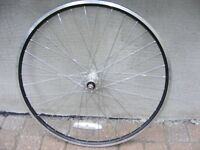 "Roue de vélo Avant 26""X1.5 en aluminium, double parois Shimano"