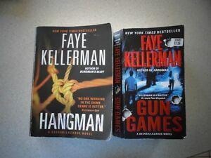 Selected Faye Kellerman Books