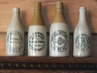 Wanted Cape Breton Ginger Beer Bottles
