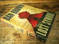 """BOOK - """"The Lost Symbol"""" by DAN BROWN"""