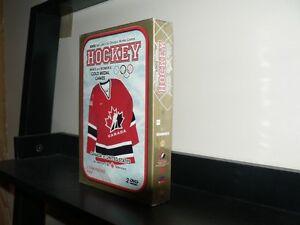 DVD jeux Olympiques 2002 Salt Lake city hockey final