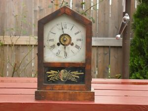 Jerome Cottage Clock