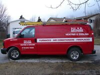Heating and Cooling - Furnaces and Air Conditioning