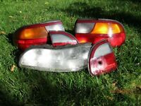 Airbag Head- & Taillights for Chevy Chevrolet Malibu 1997-2003.