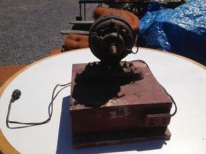 VINTAGE ELECTRIC INDUSTRIAL MOTOR reduced Belleville Belleville Area image 2