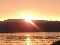Chalet à louer lac Cayamant