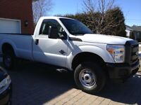 Ford F350 Super Duty XL Turbodiesel & pelle neige