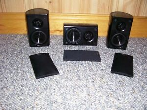 KLIPSCH HD satellite speakers