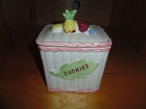 Classic Looking Cookie Jar