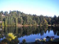 Lake Front Suite on Long Lake Nanaimo BC