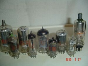 BRAND NEW RCA ELECTRONIC VACUUM TUBES 12BY7/12BV7A Windsor Region Ontario image 8